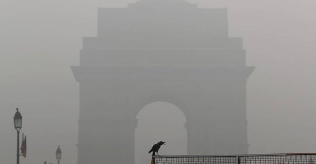 Health crisis: Capital shrouded in toxic smog