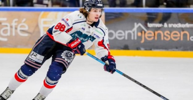 Historical judgement: the Danish ice hockey player convicted of violence