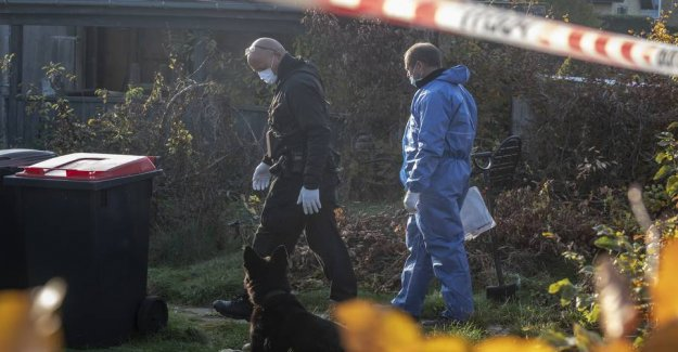 Judgment for Herlev-widow: Dismembered man's corpse with saw