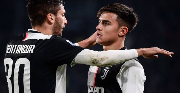 Juventus takes first place with a narrow victory over Milan