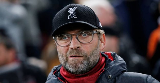 Klopp refuses questions about Qatar: - It is not in order