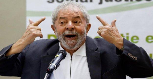Korruptionsdømt thinks to be released in Brazil