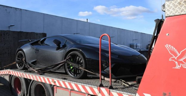 Lamborghiniejer imprisoned in extensive million-information about