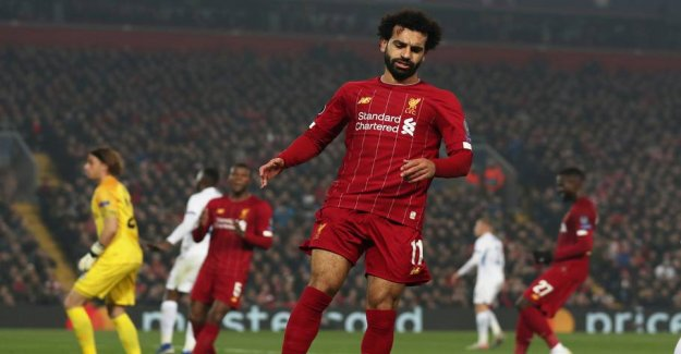 Liverpool player close to advancement from the CL group stage