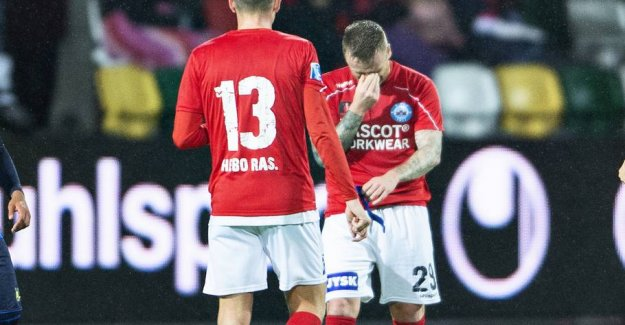 Mcdonalds triumph after the drama: Double downer for Silkeborg