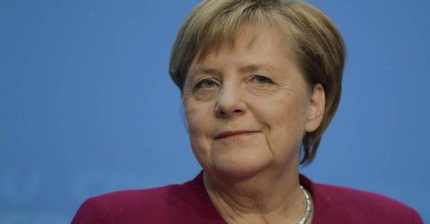 Merkel: Europe's values must be renewed and defended