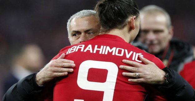 Mourinho impact: Zlatan may end up in the chokskifte