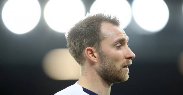 New problems for Eriksen: Benched again