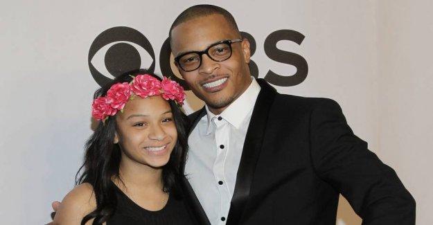 Rap star: I'm checking my daughter's virginity