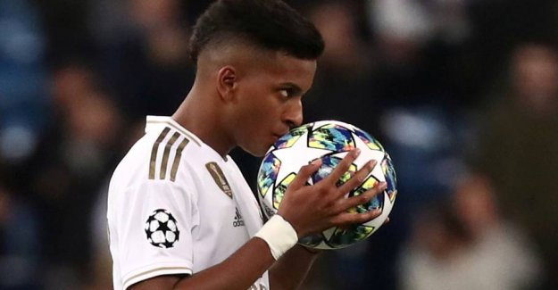 Real's young hat-trick-hero: There will be more