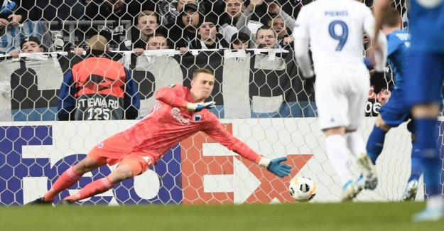 Surprising development in the FCK-the cage