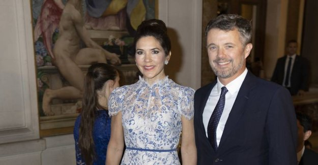 Taking over from the father: crown Prince Frederik gets a new job