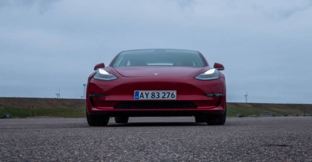 The danes at for a bit: Now, myths about electric cars pierce
