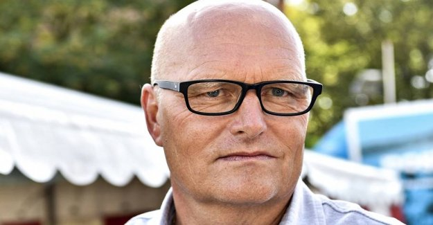 The group crumbles: it Becomes something, Bjarne?