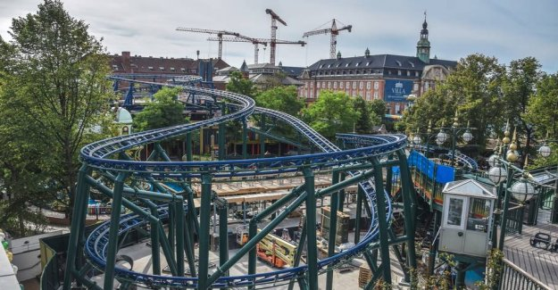 The iconic ride scrapped: Now reveals the Tivoli brand new roller coaster