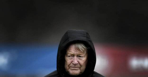 The wreck Hareide: Drop citronfjæset and set the crown on the work!