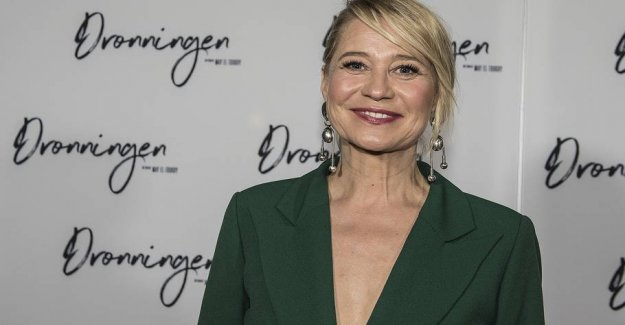 Trine Dyrholm nominated for kæmpepris
