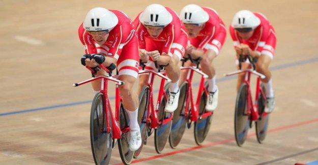 Triumphs again: the New Danish gold