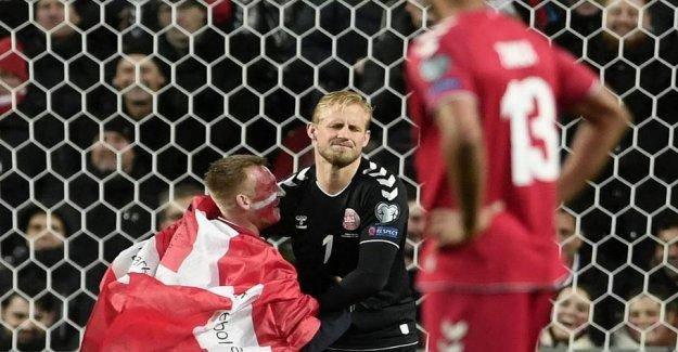 UEFA opens case against Denmark