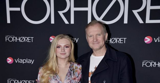 Ulrich Thomsen on daughter's death: - A completely absurd thought