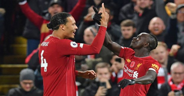 Unstoppable Liverpool crushed City in dramatic battle