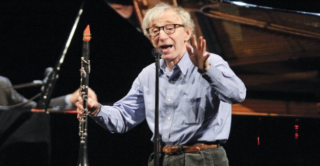 Woody Allen and Amazon settles in millionsag