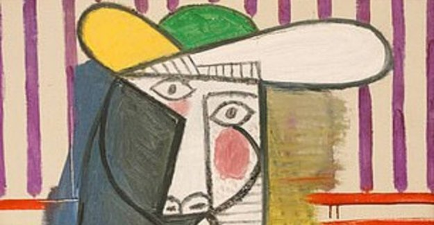 20-year-old charged in order to destroy the Picasso painting to 157 million