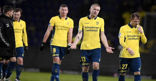 Brøndby-profile will have a quick clarification