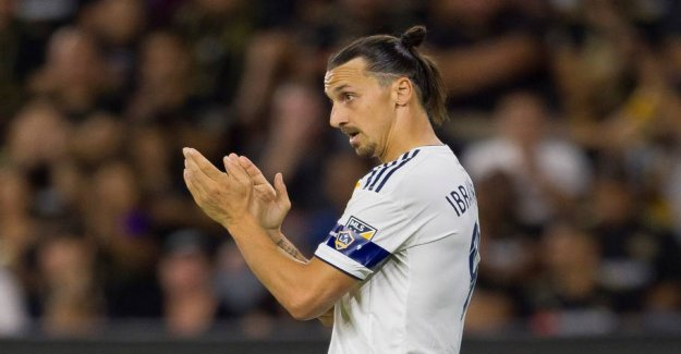 Ibrahimovic gives the massive hint: We will see you soon