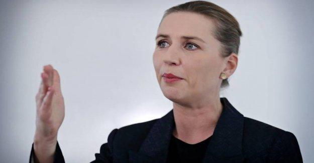 Mette Frederiksen tightens grip on power