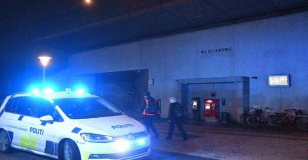 Rail set: Person hit by train