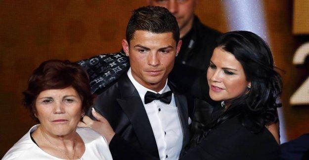 Ronaldo's sister sends the pig to Liverpool-star