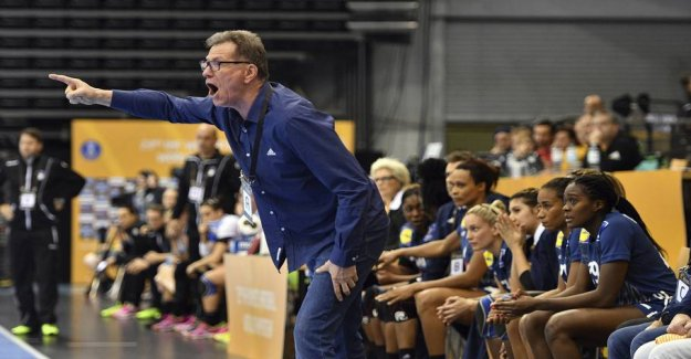 TV2 works out of bøs French national coach