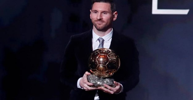 The world's best raging against Messi: You are a part of the problem!