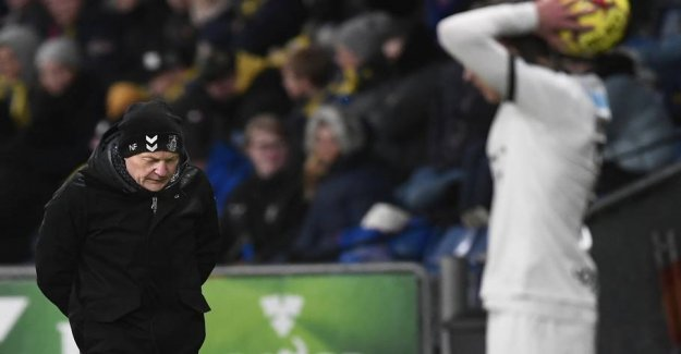 Warm christmas waiting for Brøndby: Frederiksen MAY be in danger