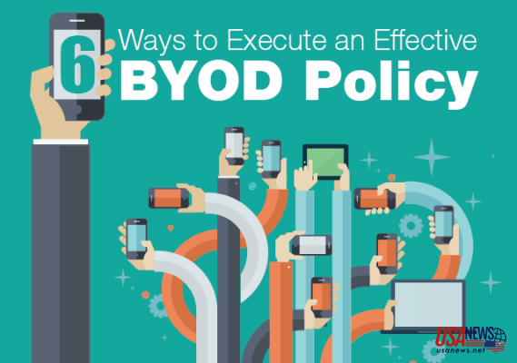 How to Reinforce Your BYOD Policy