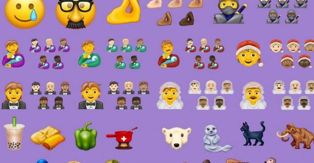 117 new emojis published - Twitter goes into overdrive over one of them
