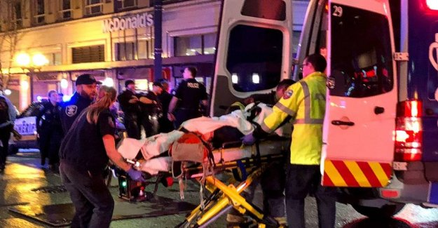 At least one person being reported killed in masseskyderi in Seattle