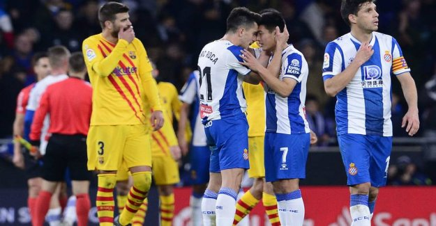 Barca slump to the very end
