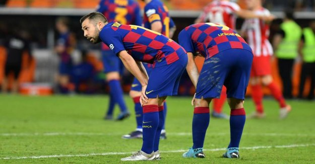 Barcelona had to bend in WERE-drama