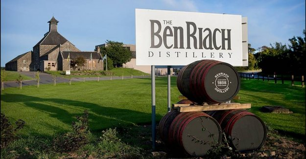 BenRiach - 100 years in the shade