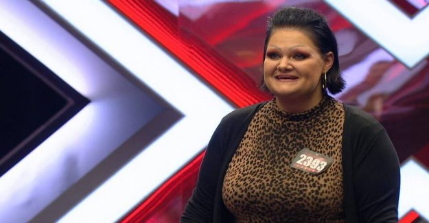 Big roars in the X Factor: - It is completely black