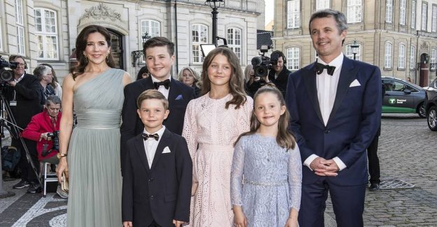 Big upheaval for the royal twins