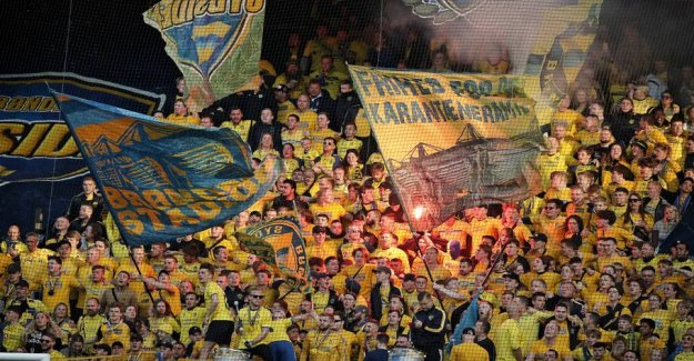 Brøndby-fans gambler: Will give the winnings to the club