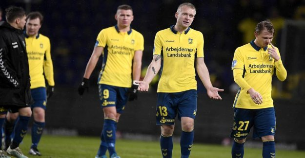 Brøndby keeps the door ajar for Larsson: He is free