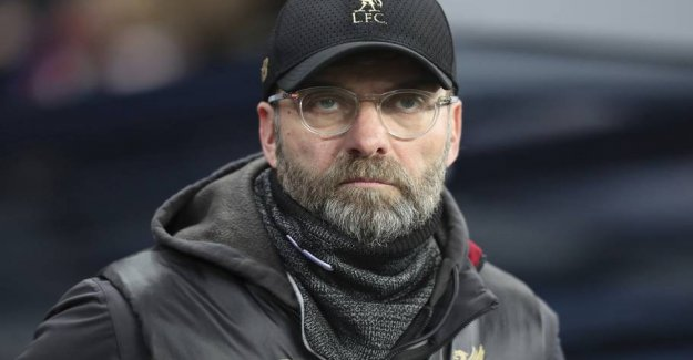Contacted by the team: Klopp in secret conversation