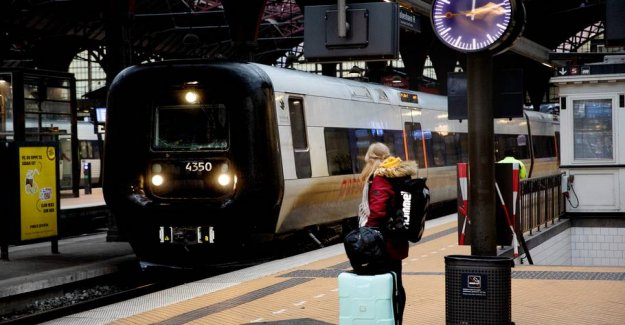 DSB for pressed commuters: Travel two months free
