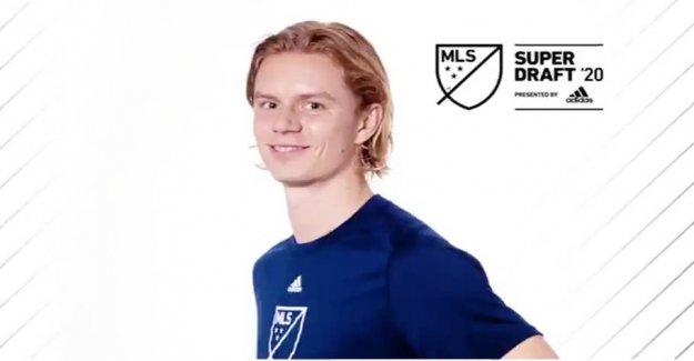Danish Patrick round of the MLS club