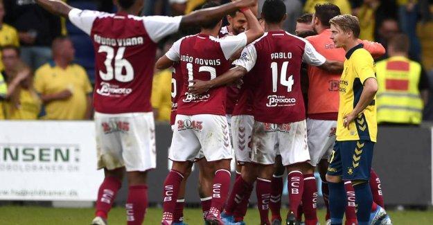 Danish spillefugls incredible luck: Scored a half a million in overtime