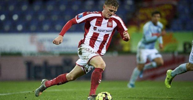 Danish stortalent switches to FCK